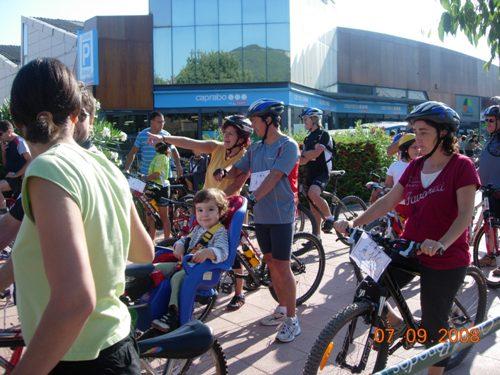 Pedalada Popular el 7 de Setembre (Festa Major) Pedala24