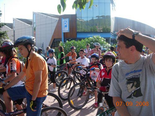 Pedalada Popular el 7 de Setembre (Festa Major) Pedala25
