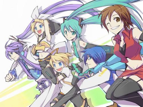 Les Vocaloids Vocalo10