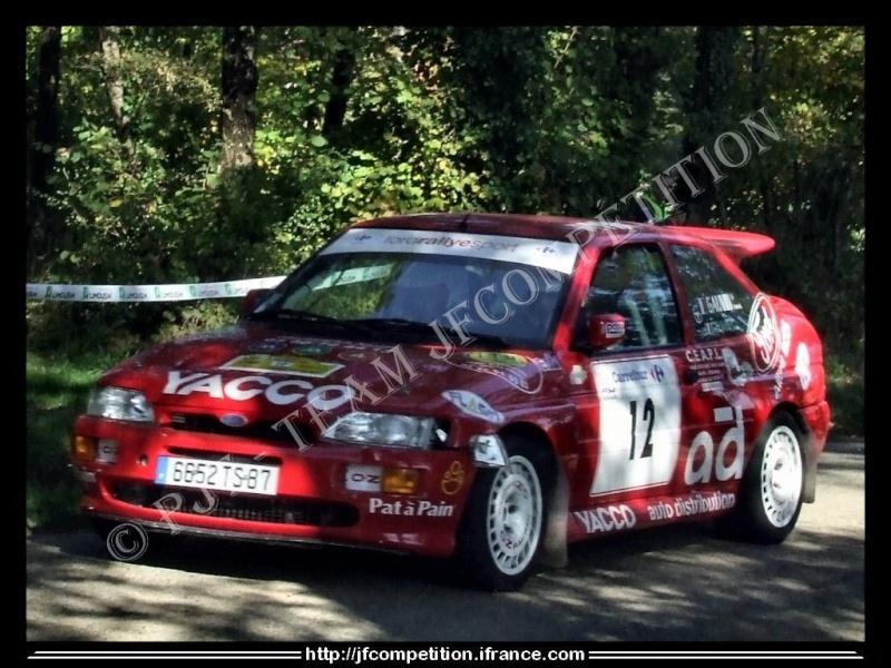 Pierre Alexandre GAUVIN / Jean Michel GAUVIN - FORD Escort Cosworth FN4 Jfc-vg14