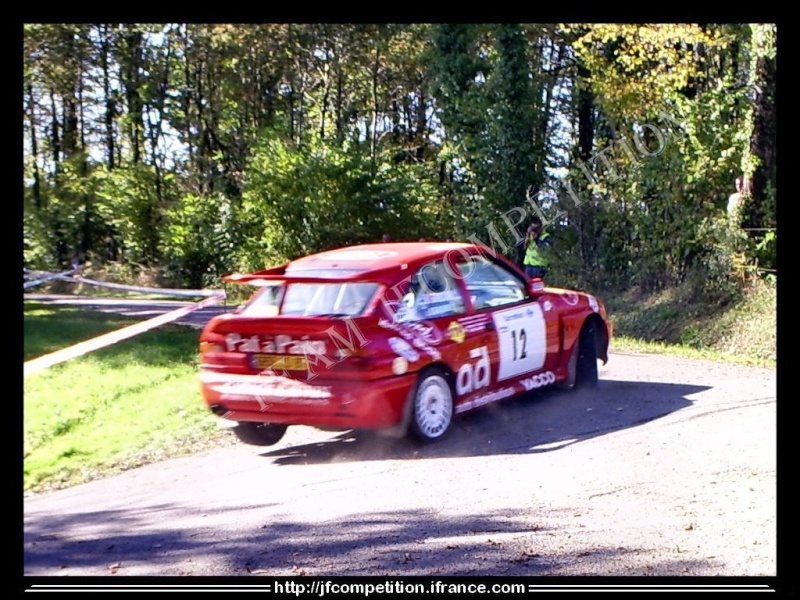 Pierre Alexandre GAUVIN / Jean Michel GAUVIN - FORD Escort Cosworth FN4 Jfc-vg15