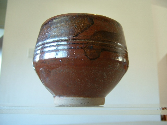 Mike Collins, Clay hill Pottery / Clayhill Potters  01616