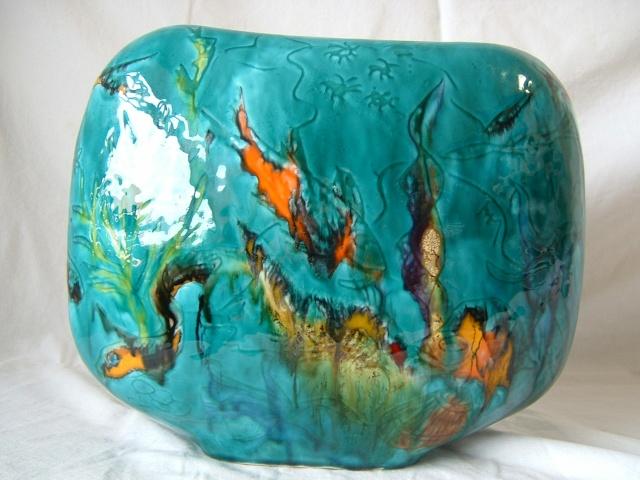 Schiavon vase  02511