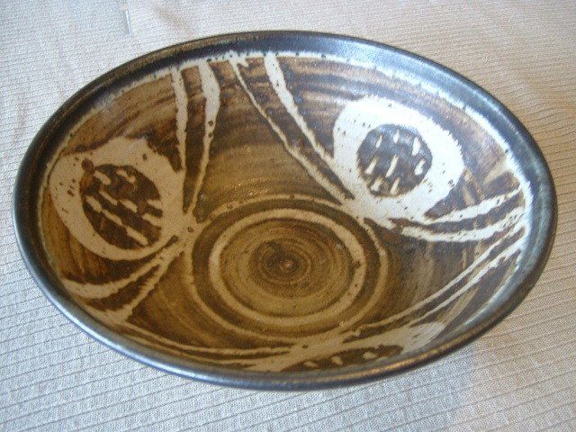 Bryan and Julie Newman, Aller Pottery (Somerset) 05311