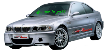 Absence de Stéphane (Izno) Bmw-m310