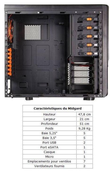 L'informatique Xigmat12
