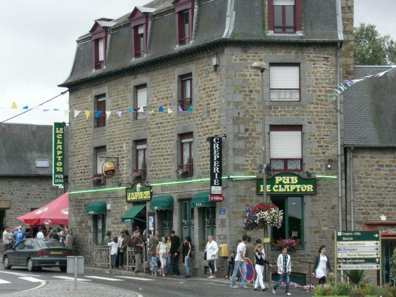 Clapton Café Ducey Pub Anglais Basse Normandie MT St Michel Cimg1710