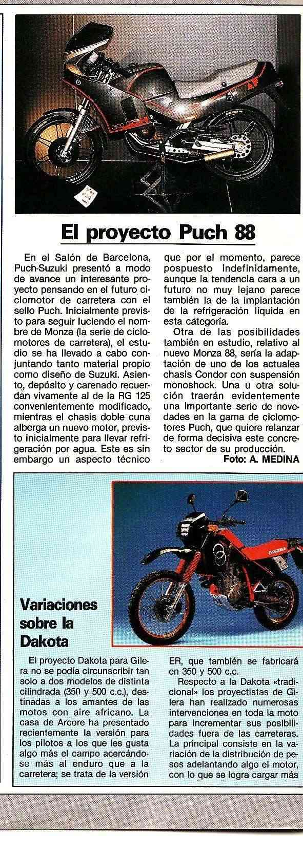 Puch Monza 88 - Investigación Motoci10
