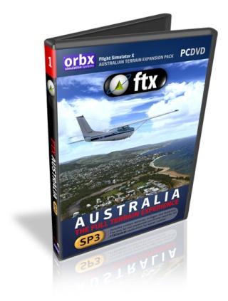 FTX Austrália completo com SP3 em DVD Orb-9010