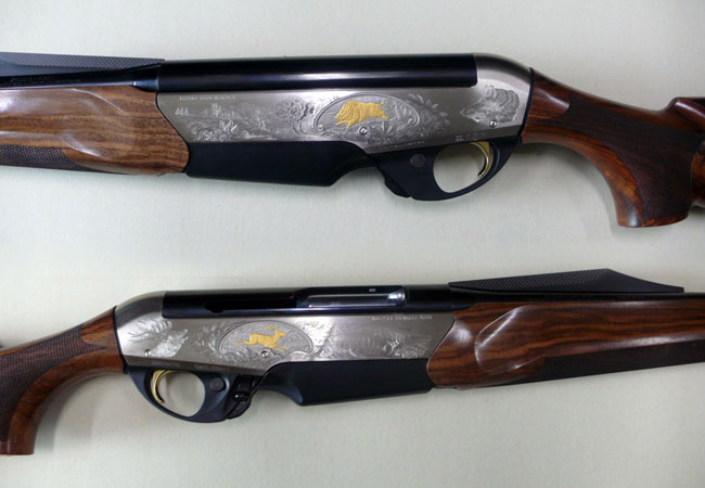 Paranoya......Benelli Argo VS Browning Bar Long Track Benell12
