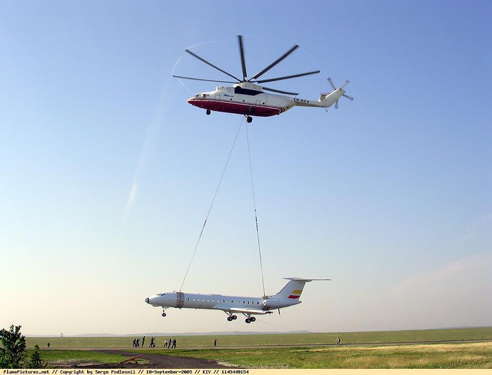 Hélicoptères de Transport Tactique/lourd - Page 3 Mi-26_11