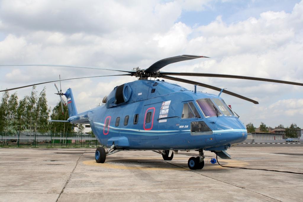 Hélicoptères de Transport Tactique/lourd - Page 3 Mi-3810