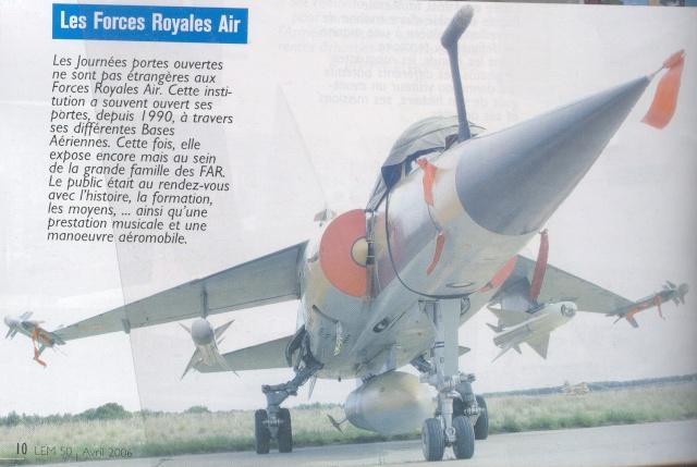 Missiles (Air-Air / Air-Sol / Air-Mer) roquettes et bombes en dotation. - Page 9 Belle_10