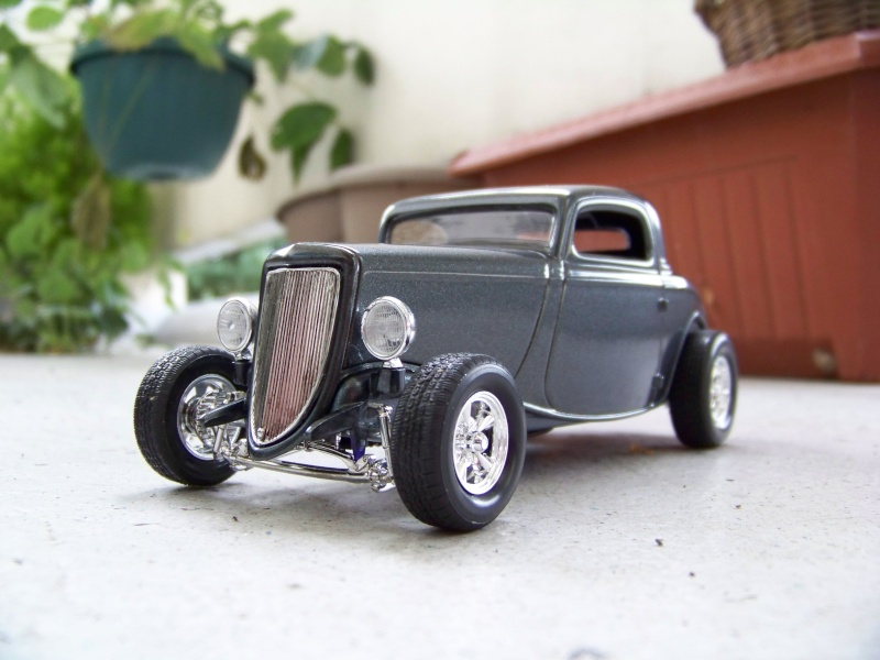 ford 34 revell /snap tit /1.24/version gto  Ford_336