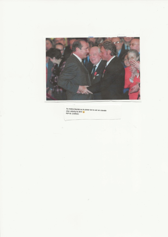 mes deux idoles sont parties  Chirac10