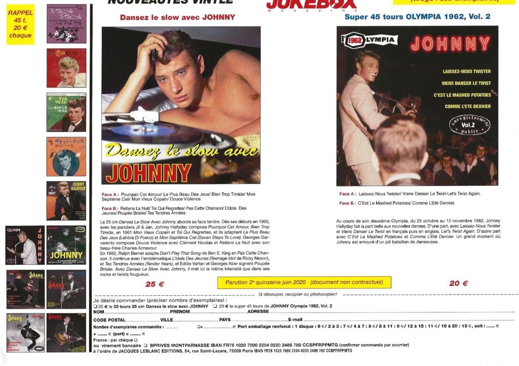 prochaines parutions chez JBM Johnny14