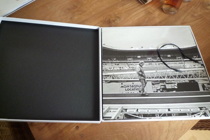 """Edition collector 5 LP """"parc des Princes 1993"""" édité par mercury P1590835"""