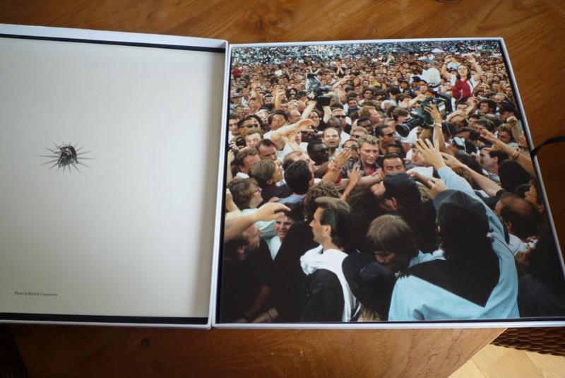 """Edition collector 5 LP """"parc des Princes 1993"""" édité par mercury P1590836"""