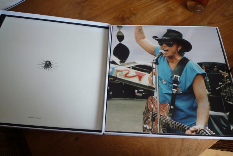 """Edition collector 5 LP """"parc des Princes 1993"""" édité par mercury P1590837"""