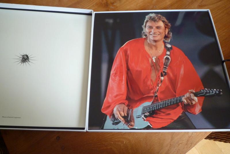 """Edition collector 5 LP """"parc des Princes 1993"""" édité par mercury P1590838"""