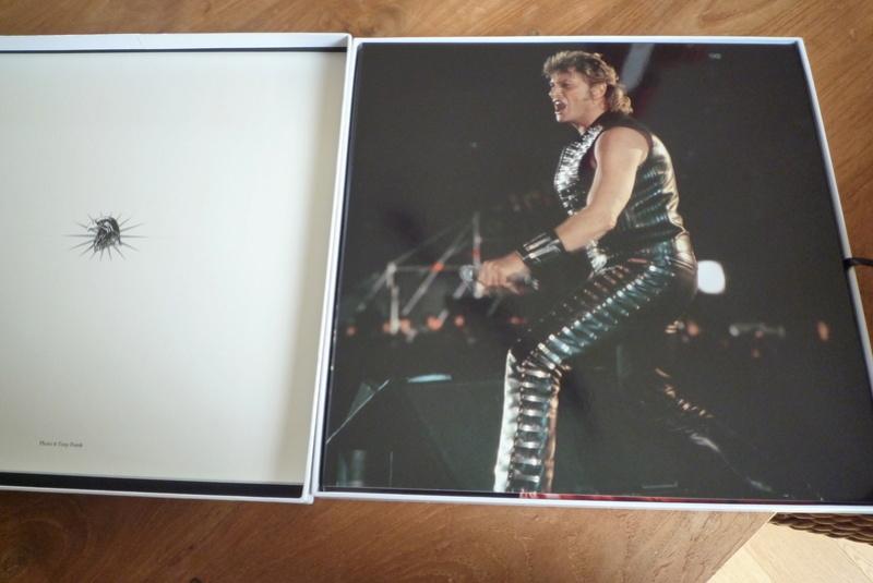 """Edition collector 5 LP """"parc des Princes 1993"""" édité par mercury P1590839"""