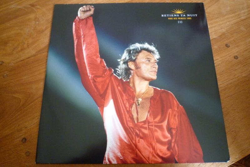"""Edition collector 5 LP """"parc des Princes 1993"""" édité par mercury P1590840"""