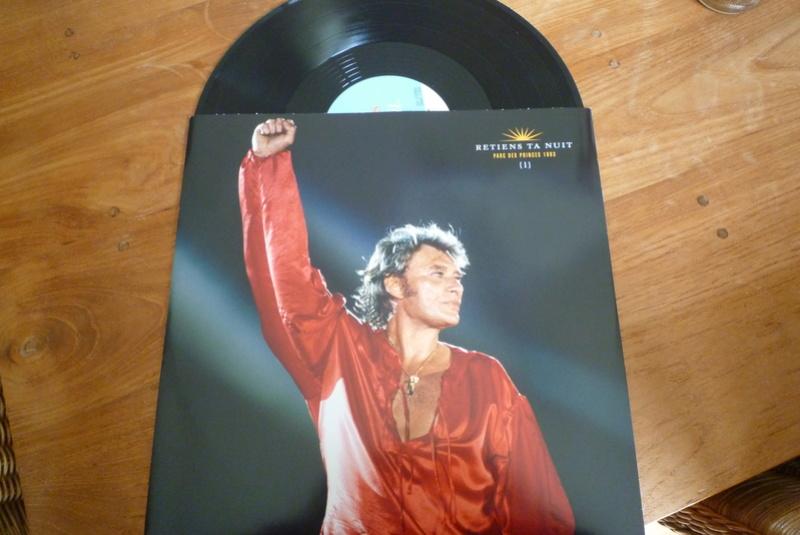 """Edition collector 5 LP """"parc des Princes 1993"""" édité par mercury P1590843"""