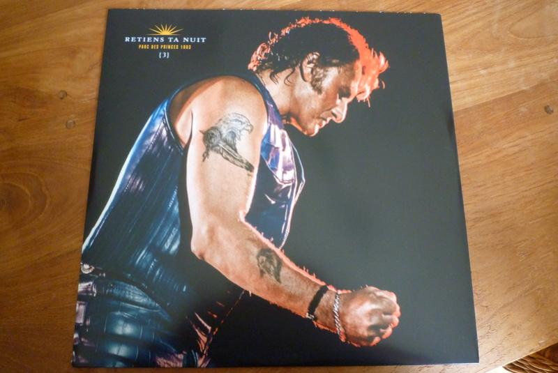 """Edition collector 5 LP """"parc des Princes 1993"""" édité par mercury P1590914"""