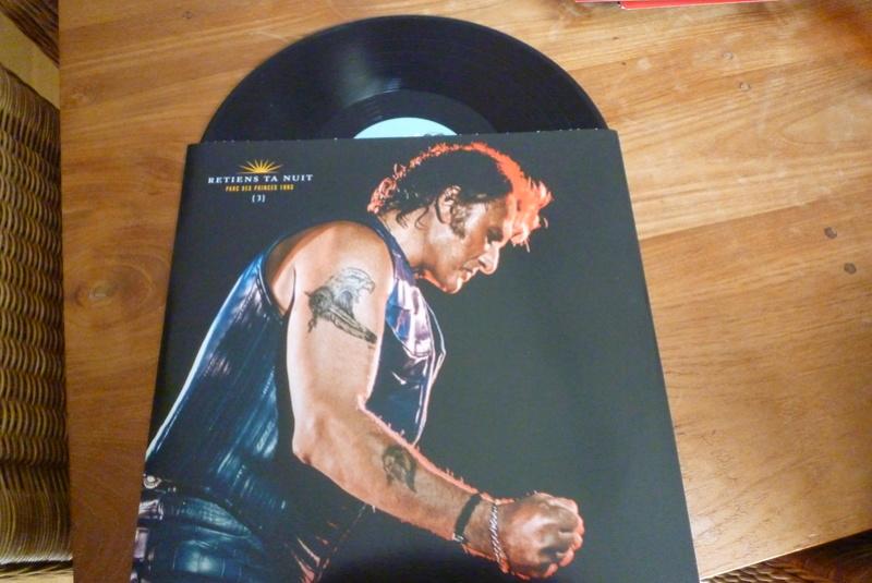 """Edition collector 5 LP """"parc des Princes 1993"""" édité par mercury P1590916"""