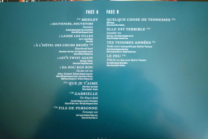 """Edition collector 5 LP """"parc des Princes 1993"""" édité par mercury P1590918"""