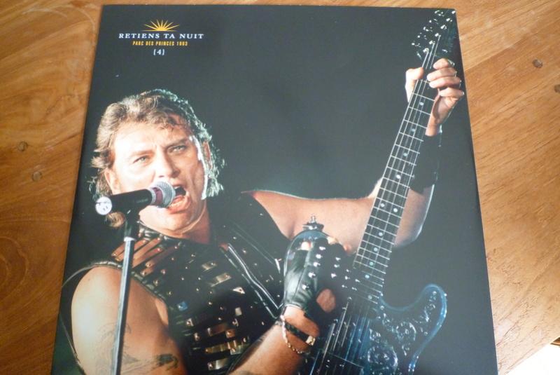 """Edition collector 5 LP """"parc des Princes 1993"""" édité par mercury P1590920"""