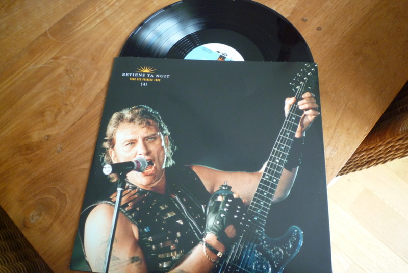 """Edition collector 5 LP """"parc des Princes 1993"""" édité par mercury P1590921"""