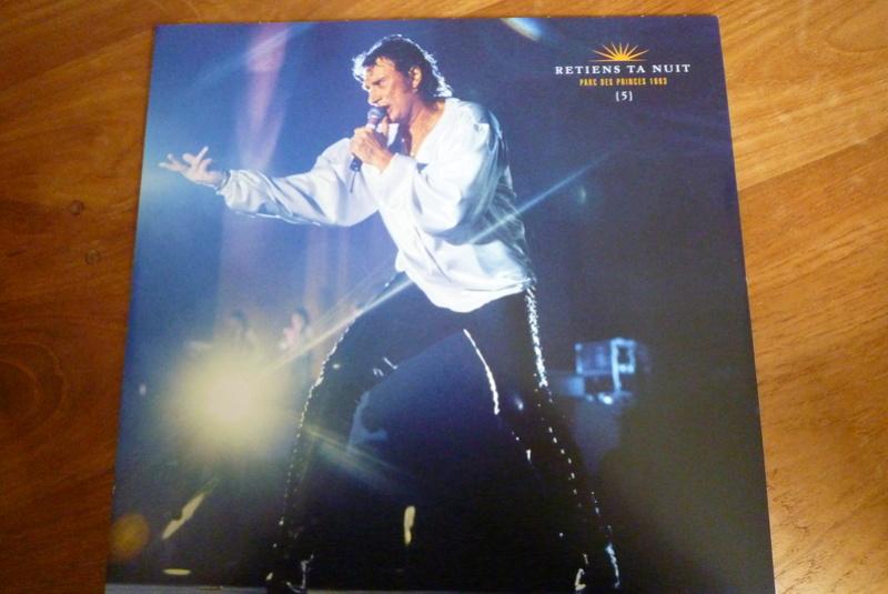 """Edition collector 5 LP """"parc des Princes 1993"""" édité par mercury P1590924"""
