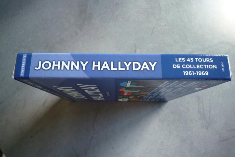 coffret n°8 des 45 tours de collection 1961-1969 édité par Polygram P1600024