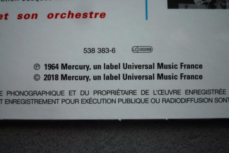 coffret n°8 des 45 tours de collection 1961-1969 édité par Polygram P1600025