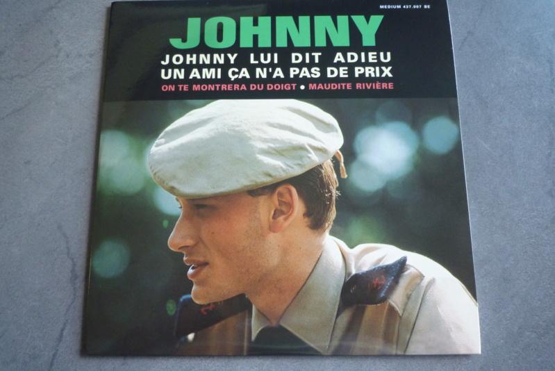 coffret n°8 des 45 tours de collection 1961-1969 édité par Polygram P1600034