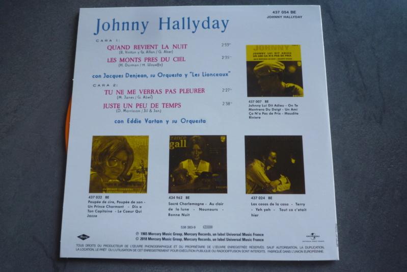 coffret n°8 des 45 tours de collection 1961-1969 édité par Polygram P1600047