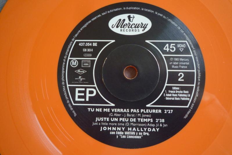 coffret n°8 des 45 tours de collection 1961-1969 édité par Polygram P1600052
