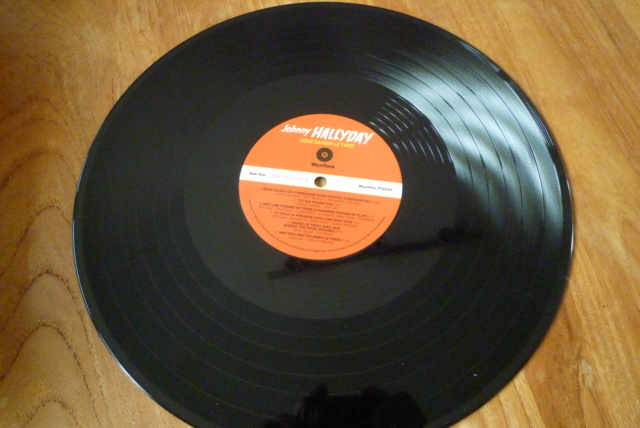 """33 tours """"Viens danser le twist"""" de chez WAXTIME P1600077"""