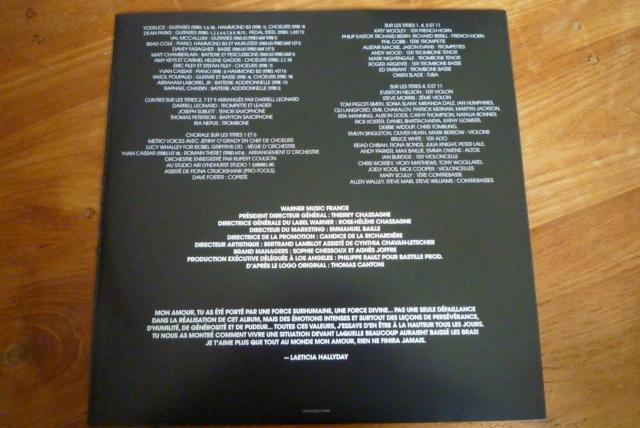 """33 tours """"MON PAYS C'EST L'AMOUR"""" édité par WARNER P1600103"""