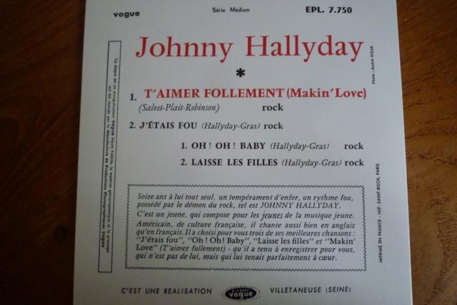 """45 tours """"t'aimer follement"""" édité par LMLR-CULTURE FACTORY P1600111"""