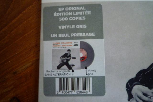 """45 tours """"t'aimer follement"""" édité par LMLR-CULTURE FACTORY P1600112"""