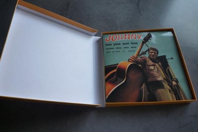 coffret n°9 des 45 tours de collection 1961-1969 édité par Polygram P1600200