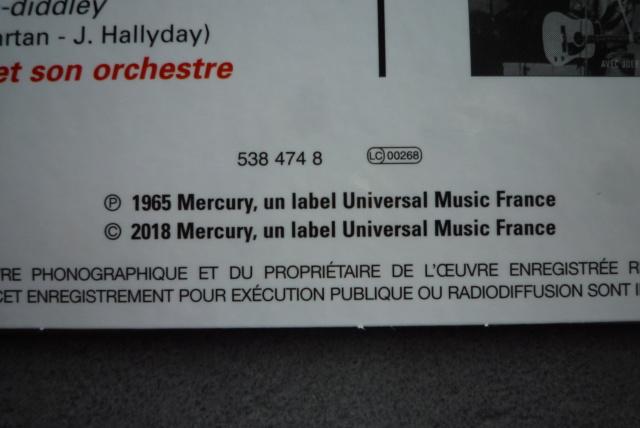 coffret n°9 des 45 tours de collection 1961-1969 édité par Polygram P1600202