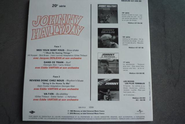 coffret n°9 des 45 tours de collection 1961-1969 édité par Polygram P1600203
