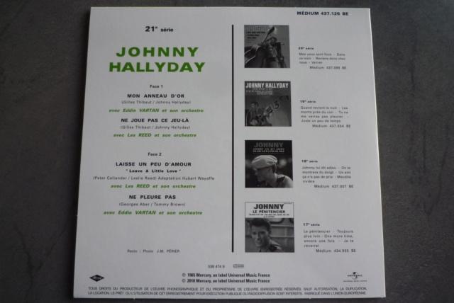 coffret n°9 des 45 tours de collection 1961-1969 édité par Polygram P1600206