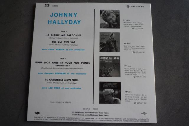 coffret n°9 des 45 tours de collection 1961-1969 édité par Polygram P1600215