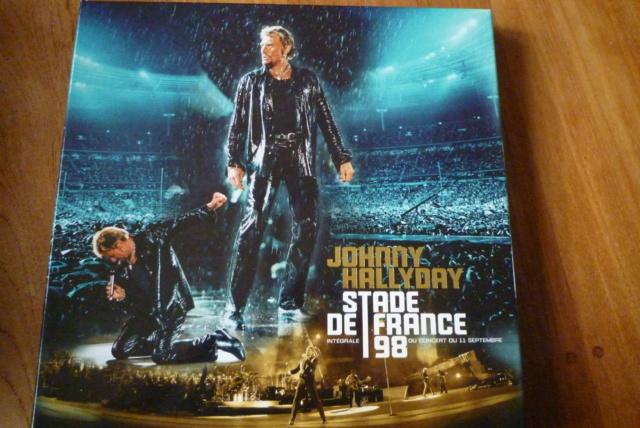 """coffret 4 LP """"stade de France 98"""" édité par UNIVERSAL P1600295"""