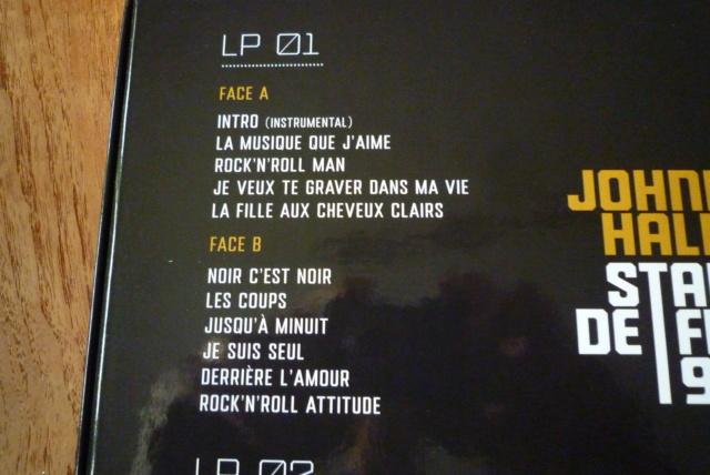 """coffret 4 LP """"stade de France 98"""" édité par UNIVERSAL P1600299"""