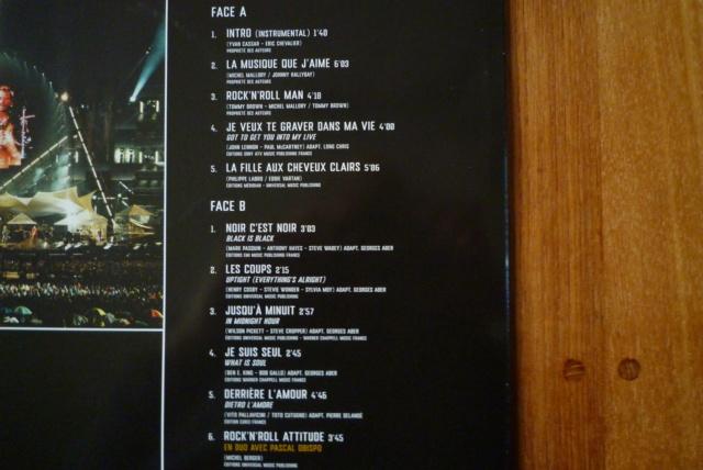 """coffret 4 LP """"stade de France 98"""" édité par UNIVERSAL P1600306"""